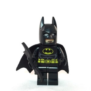 Batman LEGO Minifig - Face 2