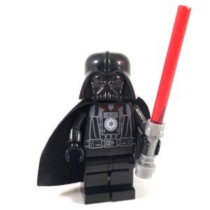 Darth Vader LEGO Star Wars minifig