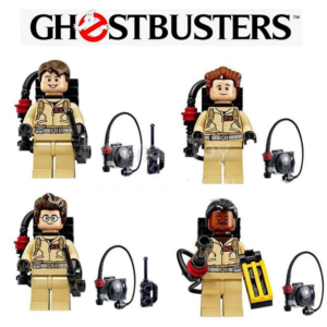Ghostbusters Lego Minifig Set