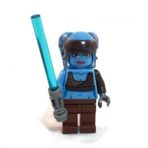 Aayla Secura LEGO Minifig Star Wars Clone Wars - Front