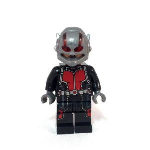 Ant-Man LEGO Minifig - Front