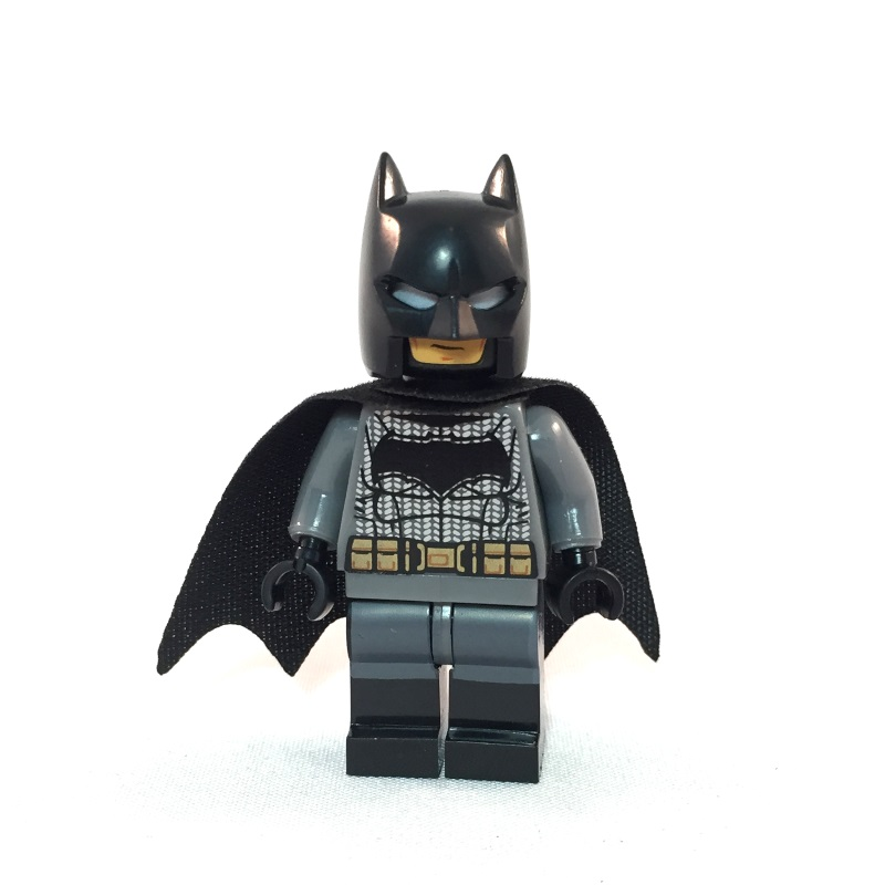 Batman LEGO Minifig Batman V Superman - Face 1