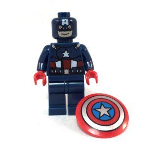 Captain America LEGO Minifig Avengers - accessory