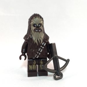 Chewbacca LEGO Minifig Force Awakens - Front
