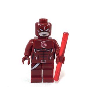 Daredevil LEGO Minifig - Back