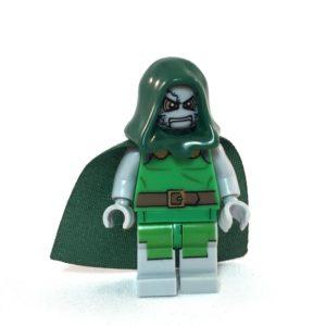 Dr Doom LEGO Minifig