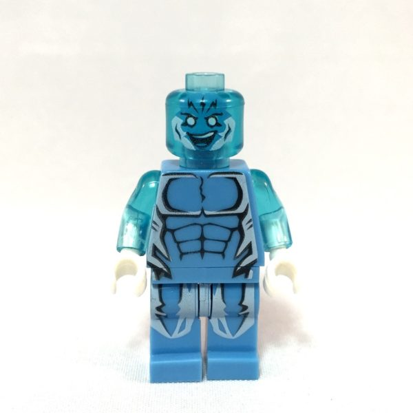 Electro LEGO Minifig - Front