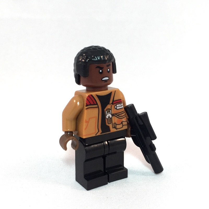 Finn LEGO Minifig Force Awakens - Full