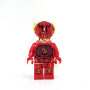 Flash LEGO Minifig TV Show - Face 1