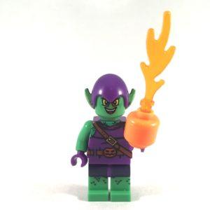 Green Goblin LEGO Minifig - Front