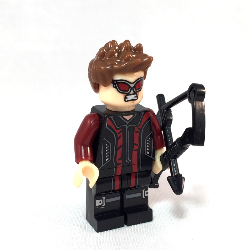 Hawkeye LEGO Minifig Age of Ultron