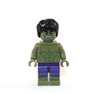 Hulk LEGO Minifig Age of Ultron - Front