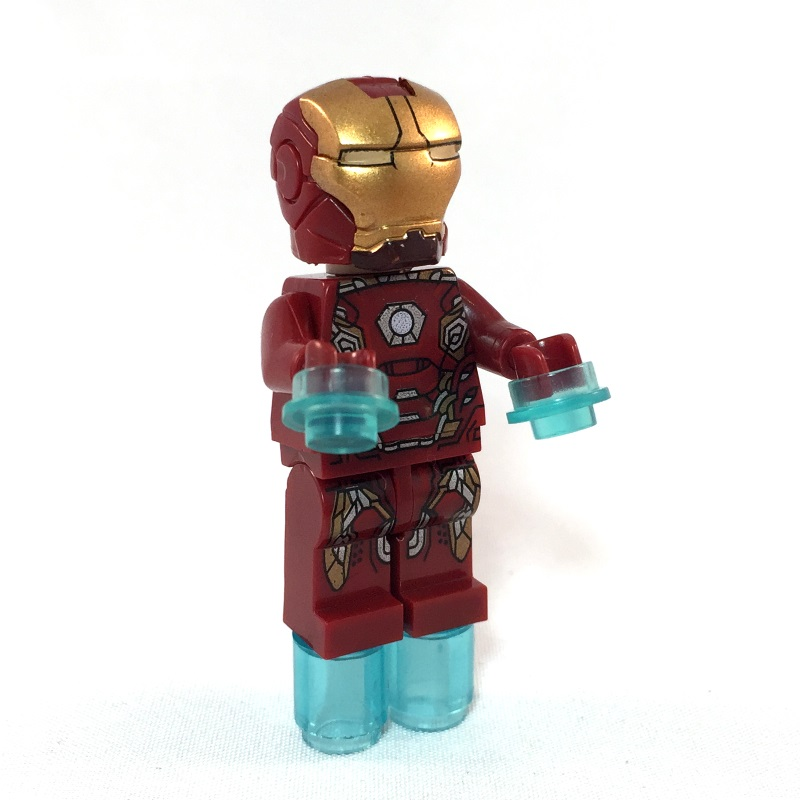 Iron man LEGO Minifig Mark 45 Age of Ultron - Full