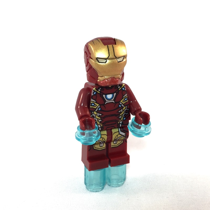Iron man LEGO Minifig Mark 46 Civil War - Full