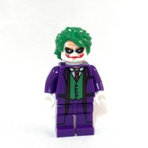 Joker LEGO Minifig Dark Knight