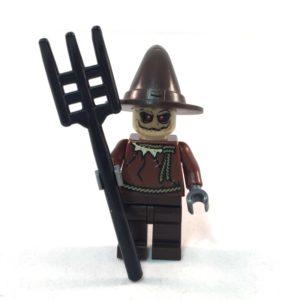 LEGO Batman Minifig - Scarecrow - Front