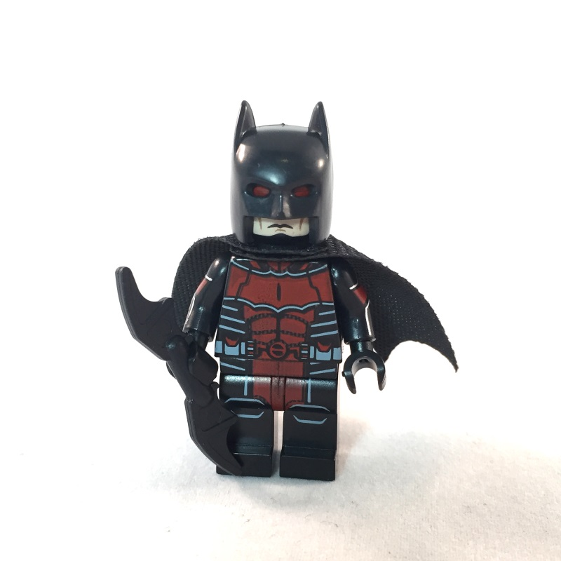 LEGO Batman Movie Minifig - Batman 3000 - Front
