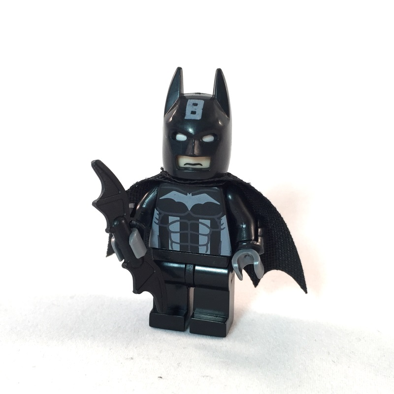 LEGO Batman Movie Minifig - Captain Batman - Front