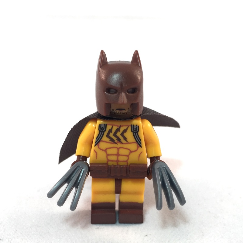 LEGO Batman Movie Minifig - Catman - Front