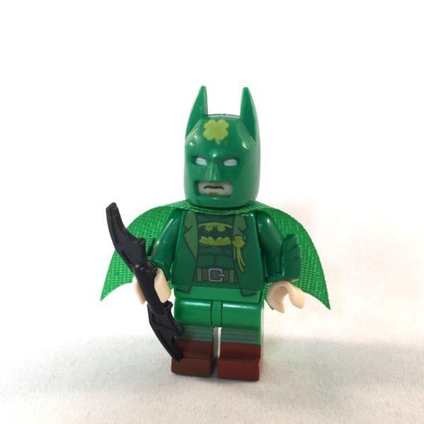 LEGO Batman Movie Minifig - Irish Batman - St Batricks