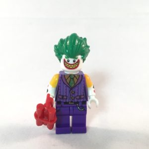 LEGO Batman Movie Minifig - Joker - Face 1