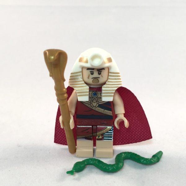 LEGO Batman Movie Minifig - King Tut 2