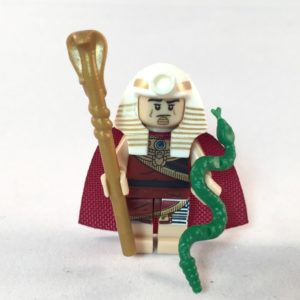 LEGO Batman Movie Minifig - King Tut