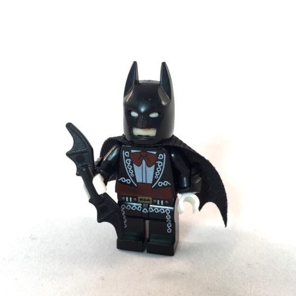 LEGO Batman Movie Minifig - Mexican Batman - El Murcielargo