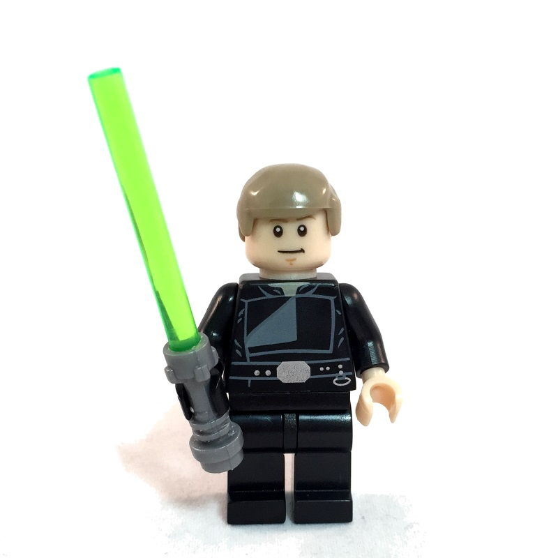 Luke Skywalker LEGO Minifig Star Wars Episode III Return of the Jedi - Front
