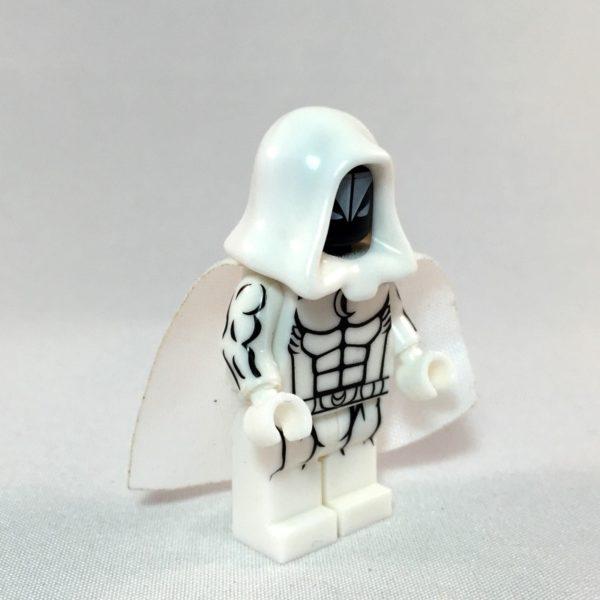 Moon Knight LEGO Minifig - side
