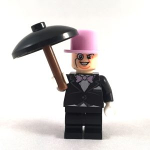 Penguin LEGO Minifig 60s TV Show