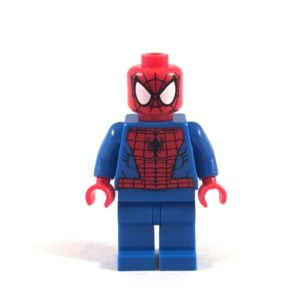 Spiderman LEGO Minifig - Front