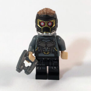 Star Lord minifig w/ Jetpack - Product Image