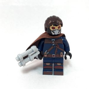 Starlord LEGO Minfig