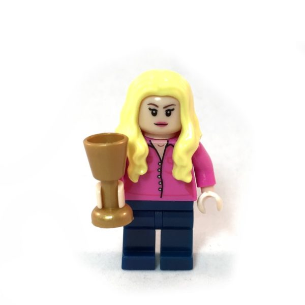 The Big Bang Theory LEGO Minifig Set - Penny Face 1