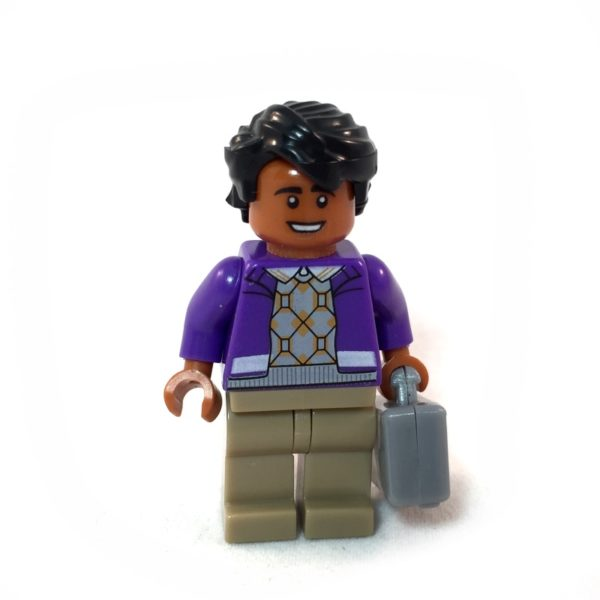 The Big Bang Theory LEGO Minifig Set - Raj Face 1