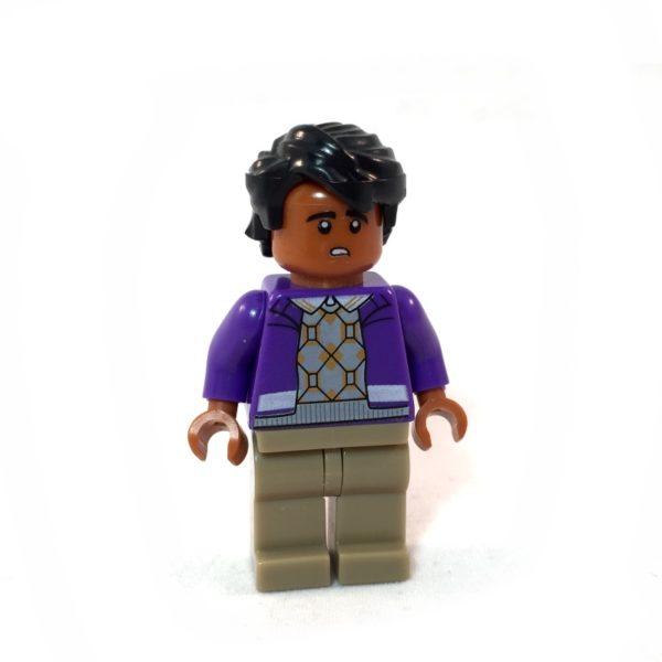The Big Bang Theory LEGO Minifig Set - Raj Face 2