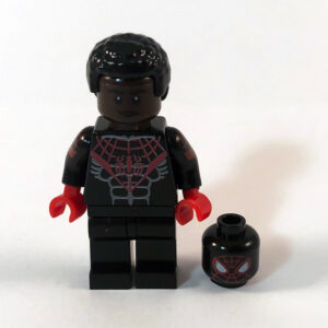 Spiderman Minifig - Miles Morales Product Image