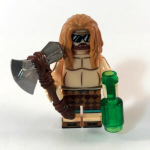 Thor Minifig - Fat Thor Product Image