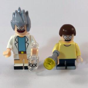 Rick and Morty Minifig Set Thumbnail Image